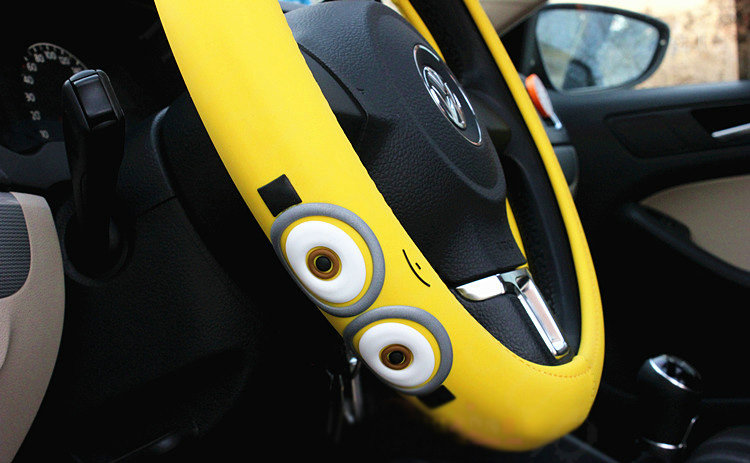 Awesome Buy Wholesale Cute Minions Green Rubber Rubber Auto Car Andrewgaddart Wooden Chair Designs For Living Room Andrewgaddartcom